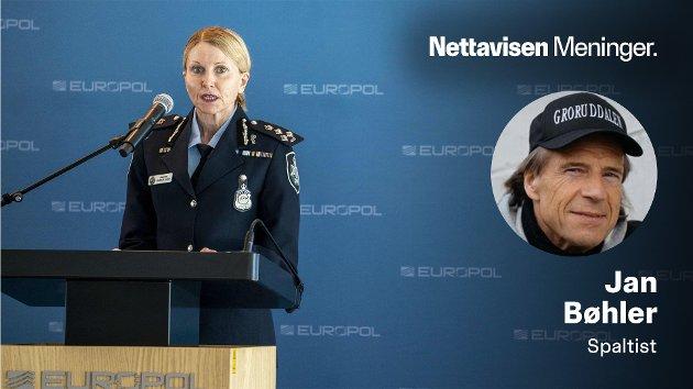 TROJAN SHIELD: – Denne saken viser behovet for å gi politiet bedre kapasitet og kompetanse til å gjennomføre aksjoner mot kriminelle nettverk, på tvers av landegrenser og politidistrikt, skriver Jan Bøhler. (Illustrasjonsfoto fra Europol sin pressekonferanse i går).