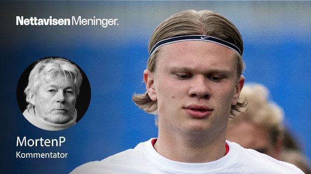 – Med unge spillere kan alt skje. Noen tar det, andre ikke. Erling Braut Haaland tilhører den sjeldne første kategorien, skriver MortenP.