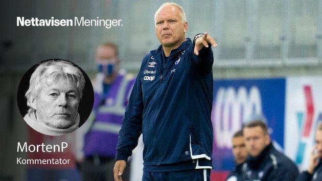 – Det handler om Vålrenga-trener Dag-Eilev Fagermos liv og lære, hva han har sagt og hva han velger å gjøre. Altså om troverdighet, skriver MortenP.