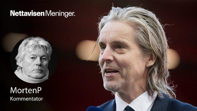 – 22. juli 2011 var Jan Åge Fjørtoft stemmen fra Norge, skriver MortenP.