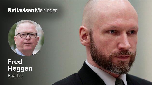Anders Behring Breivik ble i tingrettssaken i 2012 funnet å være upsykotisk og strafferettslig tilregnelig, og han ble dømt til 21 års forvaring for sine terrorhandlinger.