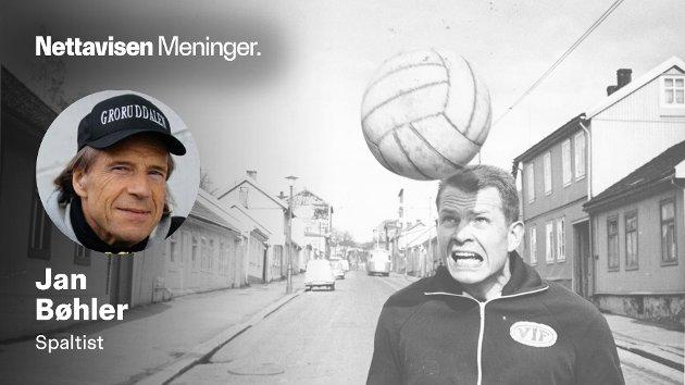 Einar Bruno Larsen gikk bort den 27. juli, 2021. Han var en del av det sagnomsuste bohemlaget på 1950- og 1960-tallet, som herja på Bislett.