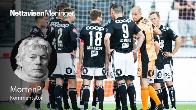 – Hvor godt forberedt er Rosenborg tre år etter at de ikke hadde forberedt noe som helst?spør MortenP. Rosenborg her i eliteseriekampen i fotball mellom Odd og Rosenborg på Skagerak arena.