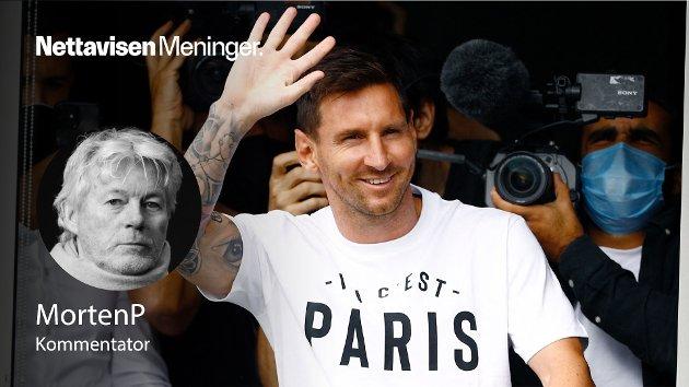 – Lionel Messi har garantert råd til å spille fotball uten ei krone i inntekt, men det er ikke sånn det virker. Barcelona har seg selv å takke. Det er Barcelona som har kjørt Barcelona i grøfta, skriver MortenP.