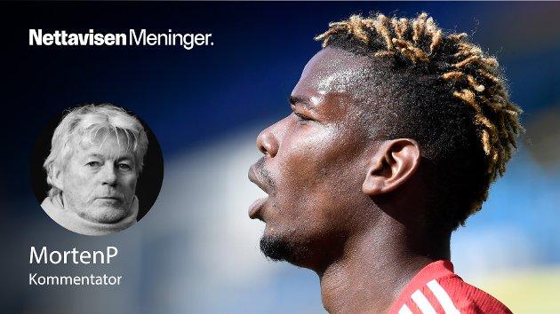 – En god Paul Pogba kan være forskjellen som tar Manchester United det siste steget, skriver MortenP.