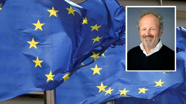 EU- OG EØS: – Vi kan ikke lenger diskutere dette med utgangspunkt i gamle tenkemåter og politiske skillelinjer som hører fortiden til. Vi må ta dagens realiteter inn over oss og diskutere fremtiden, skriver Jan Erik Grindheim.
