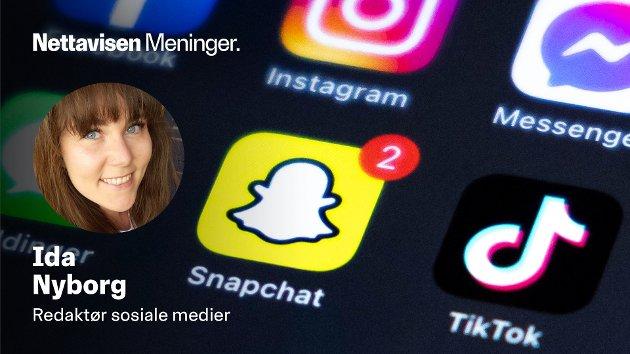 Alle sosiale medier har en livssyklus, og før én fot er satt i graven for en, blir en annen født. Nye behov skapes, skriver Nettavisens SoMe-redaktør.