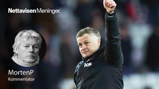 – Ole Gunnar Solskjær har gjort mye bra i Manchester United. Signeringen av Cristiano Ronaldo topper alt, skriver Morten P.