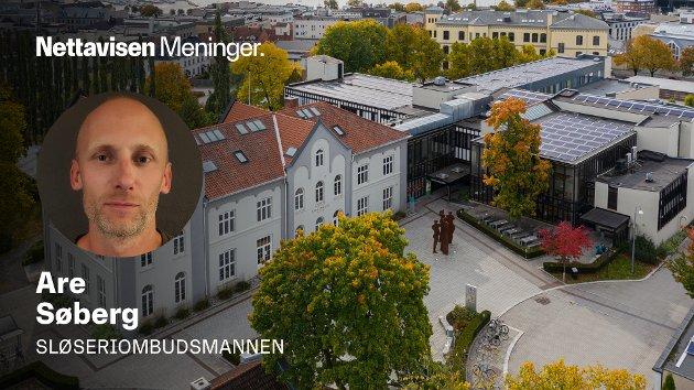 – Det nye forskningsprosjektet ved Høgskolen Innlandet på Hamar koster 12 millioner skattekroner, og hver av doktorgradene rundt dette temaet koster typisk rundt tre til fem millioner skattekroner, skriver Are Søberg, alias Sløseriombudsmannen.
