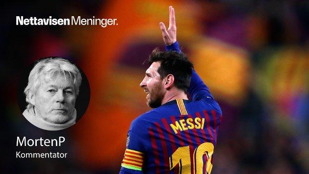 TAKK FOR LAGET: Lionel Messi og Bareclona skilles ad etter mange gode og suksessrike år.