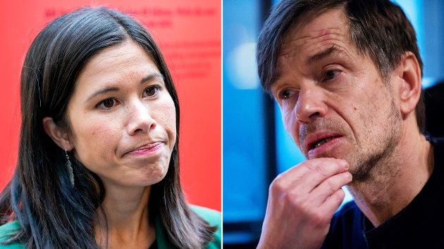 Ketil Rolness svarer på Lan Marie Bergs påstander i dette debattinnlegget.