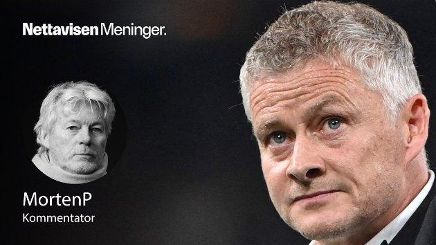 SKREKKELIG STATISTIKK: – Ole Gunnar Solskjær har tapt sju av de elleve kampene han har ledet Manchester United i Champions League. Det er desidert dårligst i klubbens historie, skriver MortenP.