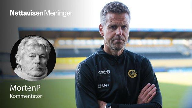 AVKLARING er det beste ordet for det situasjonen rundt Kjetil Knutsen krever. Den bør komme så fort som mulig. Det er en stund siden Rosenborg meldte sin interesse. Ja eller nei innen rimelighetens tid er å forvente, skriver Morten Pedersen.