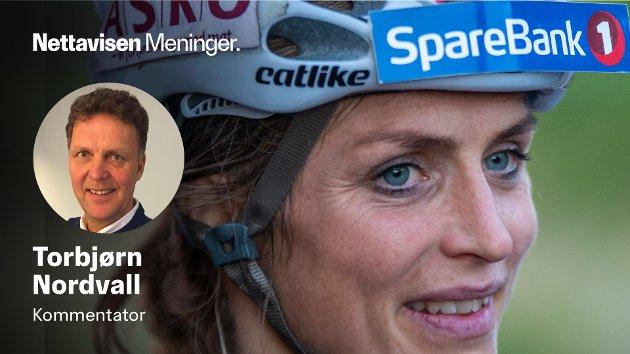 STYRKE: – Jeg har møtt Johaug i flere år, og på en god del konkurranser. Men, jeg har aldri sett henne utstråle en slik styrke som nå. Både fysisk og psykisk, skriver Torbjörn Nordvall.