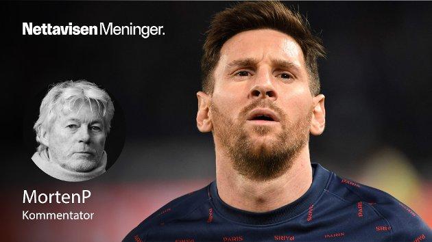 REGNBUETRIKSET: – Hvis Ligue 1 ikke kan sette pris på noe av det mest spektakulære det vakre spillet har å by på, hva er da vitsen med å ha kunstnere i fransk fotball? Eller for å sette det på spissen, hva er da vitsen med fransk fotball? spør MortenP.
