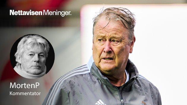 SERIEVINNER: – Åge Hareide kan vinne seriemesterskap. Han har gjort det i alle de tre skandinaviske landene. I tillegg er han best når det drar seg til og gulrota vokser, skriver MortenP.