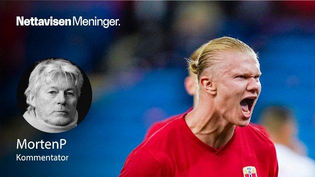 TAKTIKK: – Flo-pasningen oppstod etter en lang rekke langballer fra Stig Inge Bjørnebye til Jostein Flo. Skal Norge til VM trenger vi en variant vi gjerne kan kalle Haaland-pasningen, skriver MortenP.