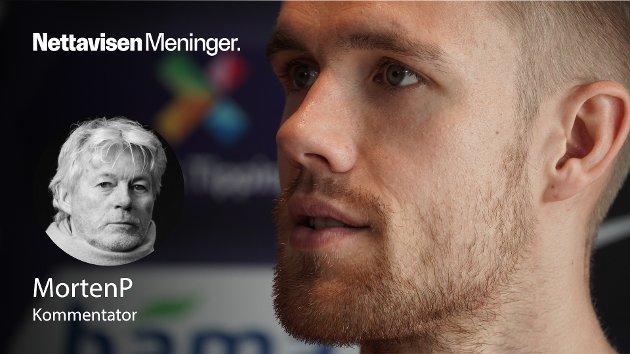 INGEN ONDSKAP: – Er Kristoffer Ajer av den oppfatning at norske medier synes 2-0 over Latvia er bedre enn 3-0 over Latvia, må han tro om igjen, skriver MortenP.