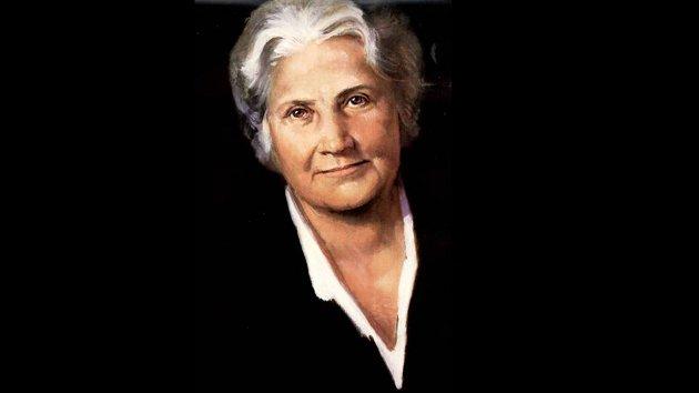 Maria Montessori, som døde i 1952, inspirerte mange lærere over hele verden til å prøve ut nye veier i pedagogikken.