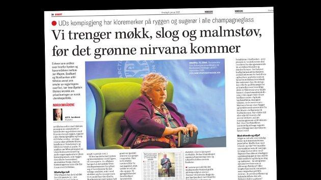 Høyres Erlend Svardal Bøe og Bård Ludvig Thorheim svarer på denne kronikken fra Alf R. Jacobsen.