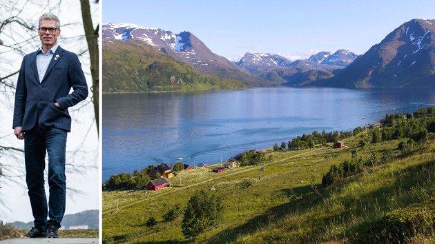 Bakgrunnen for at akkurat Frakkfjorden ble valgt ut som en mulig kandidat til denne forskningen, var at det i lang tid har vært planlagt å etablere oppdrett her, og at flertallet i Loppa kommunestyre har vært positive til det. Altså har det vært planer om oppdrett i denne fjorden før Havforskningsinstituttet kom på banen, og før SalCod-prosjektet eksisterte, skriver forskningsdirektør Geir Lasse Taranger.