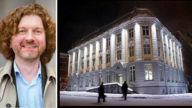 Tidligere direktør Knut Ljøgodt (bildet) imøtegår påstander fra sin etterfølger Jérémie McGowan i forbindelse med rettssaken om oppsigelsen av McGowans fra Nordnorsk Kunstmuseum.