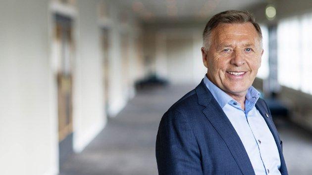 John Karlsen, fylkestingsrepresentant for Frp i Troms og Finnmark.