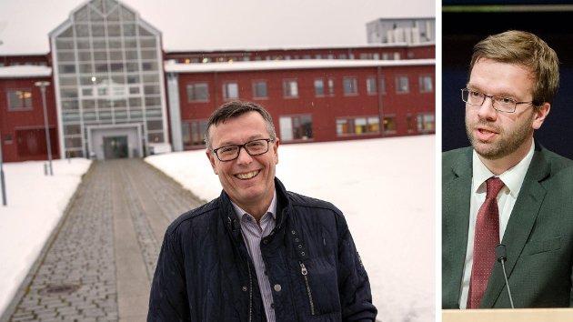 Styret ved UiT må spørre seg om Olsen ville blitt ansatt om granskningsrapporten om Knudsen-saken var kjent da Olsen ble ansatt. Er svaret på det spørsmålet nei, bør styret finne en annen person til å være rektor ved UiT, skriver professor Markus Hoel Lie (t.h.).