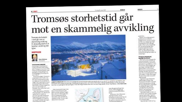 Avdelingsdirektør Unni Merete Gifstad i Statens vegvesen kommenterer dette innlegget fra Terje Walnum.