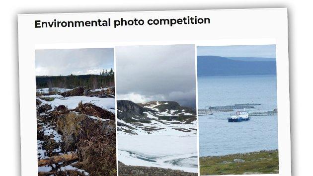 Når «industrialisering» blinkes ut som en fiende, vitner det om en skremmende mangel på forståelse av industriens betydning, skriver Oddmund Enoksen om Samerådets fotokonkurranse. Bildene er fra Samerådets nettside om konkurransen.