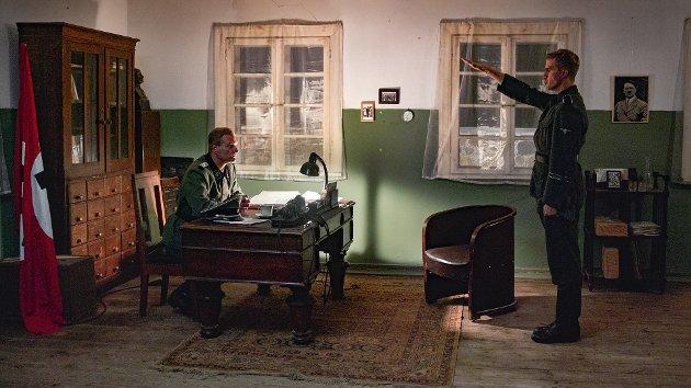 Frontkjemper-serien gir ikke mer innsikt enn det som TV-dokumentarer, bøker og avisoppslag har gitt oss siden 1980-tallet, mener UiT-historiker Fredrik Fagertun. Bildet er fra TV-serien.
