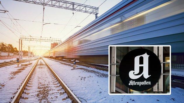 """Jeg håper virkelig Aftenposten vil behandle Nord-Norgebaneprosjektet mer seriøst i årene som kommer, og kanskje motivere flere av våre sentrale politikere til å tenke litt """"større"""" når det gjelder prosjekter som virkelig er av sentral betydning for utviklingen av hele landet vårt, skriver Karl M. Johnsen."""