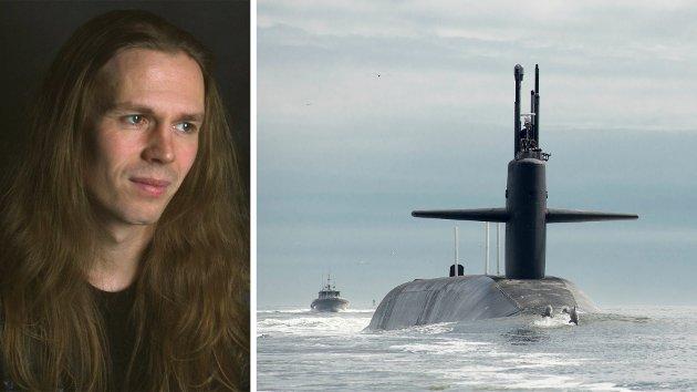 At en ikke vågerå stille et eneste av spørsmålene, slik de var ment, sier alt om hvor skjørt grunnlaget for flyttingen av ubåtene til Tønsnes er, skriver Rødt-leder Espen Østman i Tromsø.