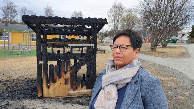 Melissa Ditlefsen. Lokallagleder i Skolelederforbundet Gjøvik, Østre Toten og Vestre Toten
