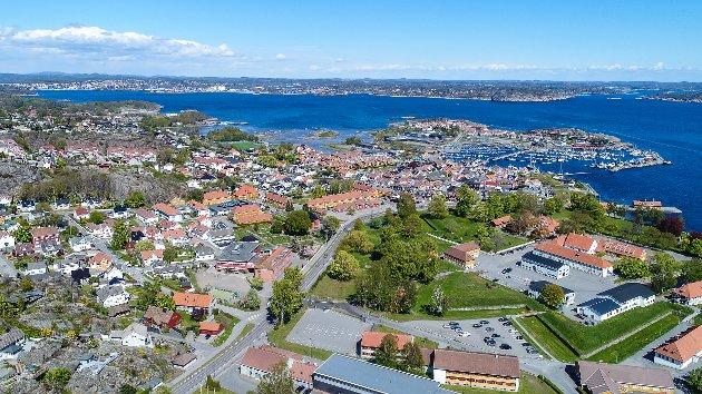STAVERN: MDG vil ha utbyggingsområder for bolig i kommunns to byer og i lokalsentrene.