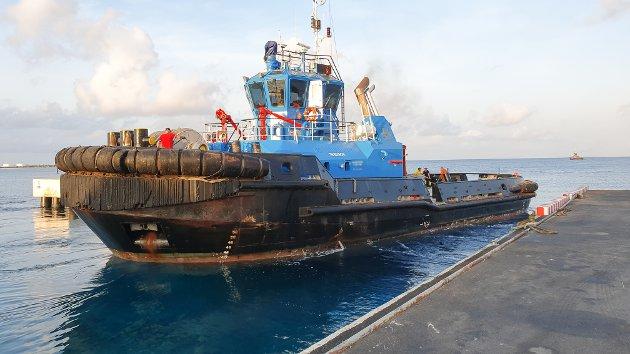 TB Edison skal kunne gjøre en god jobb i Mo i Rana havn i 20 til 25 år.