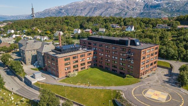Helgelandssykehuset i Sandnessjøen