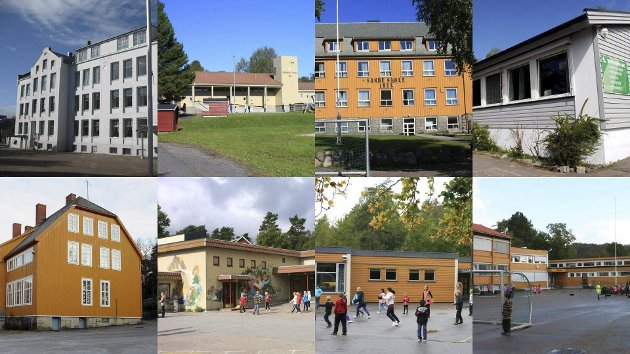 NY STRUKTUR: Anne Strømøy (H) mener Høyres standpunkter om ny skolestruktur ble grundig belyst før lokalvalget i 2019.