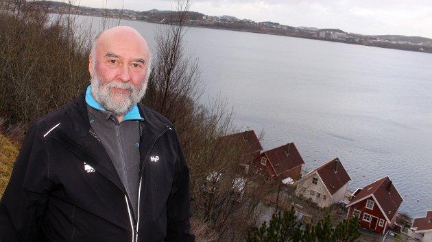 """PROFIL: """"Denne galskapen må ta slutt. Dette har blitt et nytt """"nok er nok"""", skriver tidligere politikerprofil i Sandnes, Kåre Ludwig Jørgensen."""