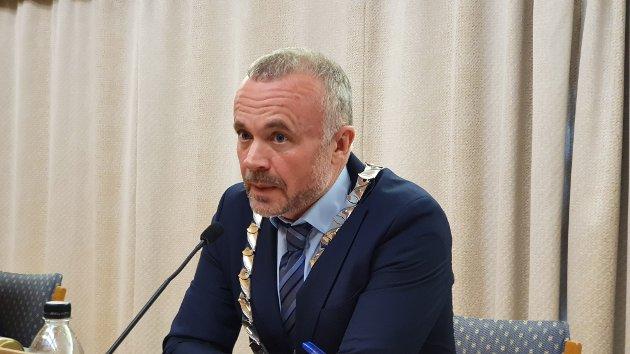 Kjell Neergaard har vært meget bevisst på å holde Trøndelag-spørsmålet unna regionrådet.