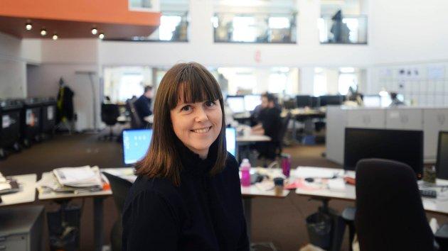 MAMMAJAGET: TBs samfunnsredaktør Marie Olaussen har tatt et googlesøk på begrepet «dårlig mor» før morsdagen. Det ble en nedtur.
