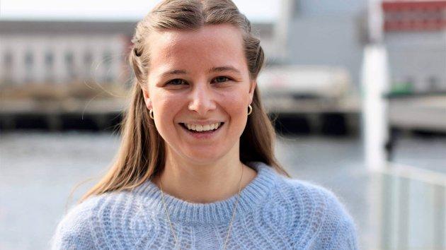 IMPONERT: Tusen takk til alle digitale lærere. Dere viser omstillingsevne i særklasse, skriver Karoline Aarvold (H).