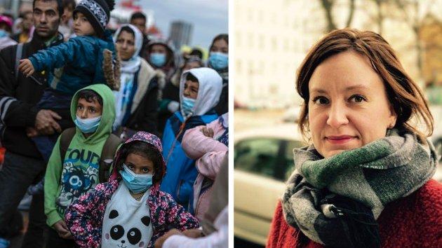 KREVER HANDLING: Akkurat nå trenger vi ikke søke etter grunner for barns vanskelige humør, tristhet eller apati eller undre oss i felleskap med barna i Moria. Vi vet at de trenger akutt hjelp og muligheten for å komme til et trygt sted, skriver Maja Holst Svendsen.
