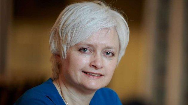 Ordfører Anita Ravlo Sand (Sp), ordfører i Levanger