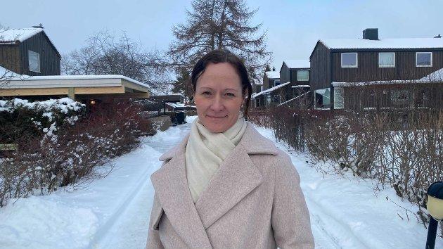 Helsepersonell verdsettes heller ikke likt som de mannsdominerte yrkene, sa Gro Lillebø i sin 8. mars-appell.