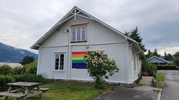 Regnbueflagget blir brukt som ei markering for likestilling og mangfold, og for LHBTQ-rettigheter.