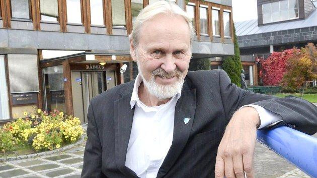 HØYAKTUELL: Tidligere ordfører Terje Bråthen er en het kandidat til å ta over som styreleder i Midtkraft.