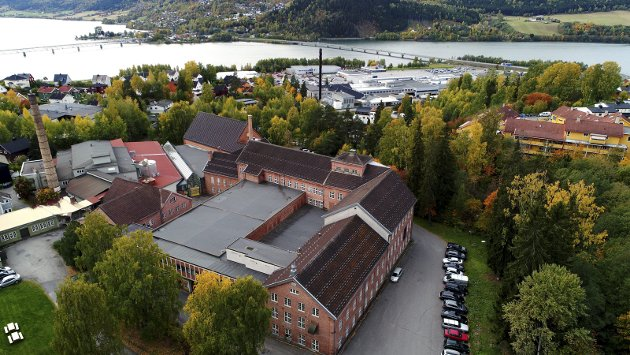 Historisk: Gudbrandsdalens Uldvarefabrikk representerer mer enn 130 års industri- og kulturhistorie.