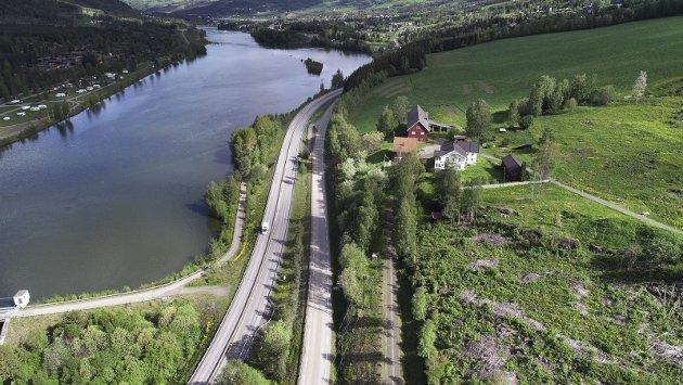 Utsatt: To av tre E6-etapper mellom Moelv og Øyer blir forsinket.Arkivfoto: Torbjørn Olsen