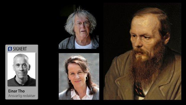HMM: Er det virkelig slik at Dostojevskij og Solstad lærer meg mer om livet mitt enn Hjorth?